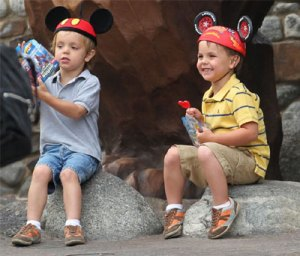 Britney-At-Disney-With-Her-