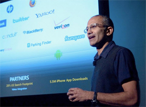 Nadella talks about Windows vNext, one converged operating system