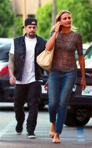 Cameron-Diaz-to-Marry-Benji
