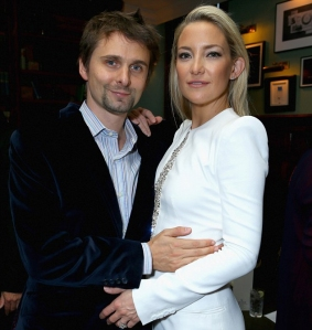 OMG! Kate Hudson and Matthew Bellamy are Parted Way