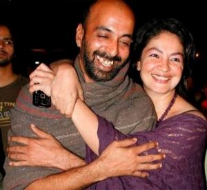 OMG! Pooja Bhatt Apart From her Husband Munish Makhija