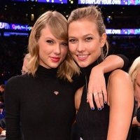 On Taylor Swift & Karlie Kloss Kissing Rumor