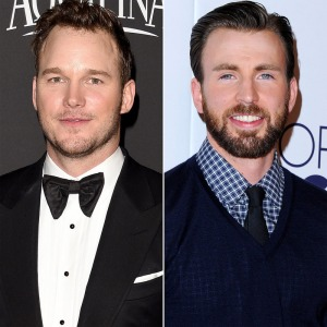 Chris-Pratt-and-Chris-Evan