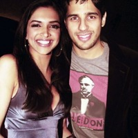 Siddharth Wants to Kiss Deepika!