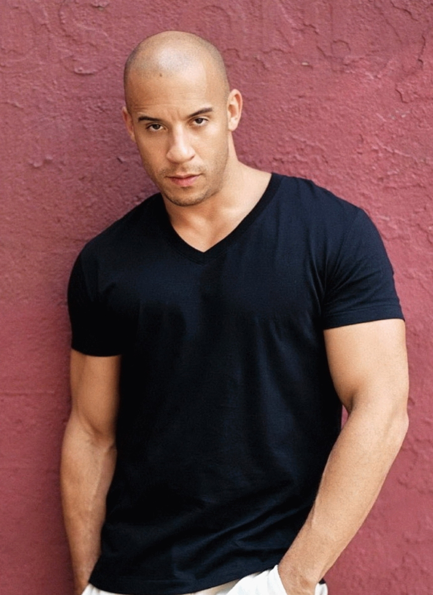 Vin Diesel Becomes Daddy for Third Time